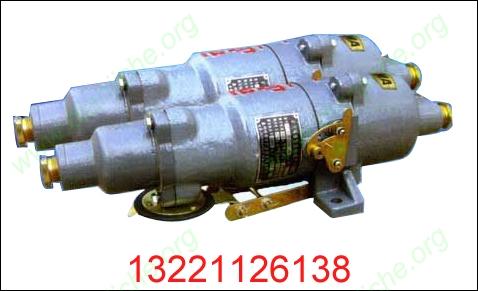 LBD-100/250矿用隔爆型插销连接器
