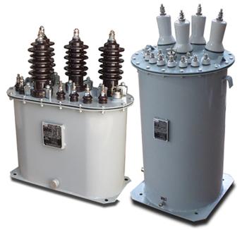 JSJW-10油浸式三相电压互感器